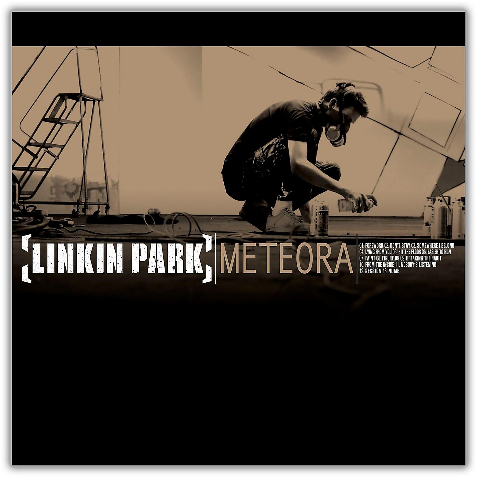 WEA Linkin Park - Meteora Vinyl LP