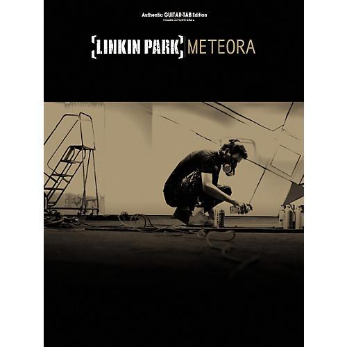 Hal Leonard Linkin Park Meteora Guitar Tab Book