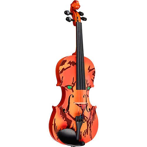 Rozanna's Violins Lion Spirit Violin Outfit 1/4