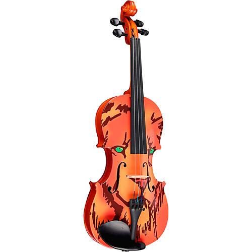 Rozanna's Violins Lion Spirit Violin Outfit 3/4