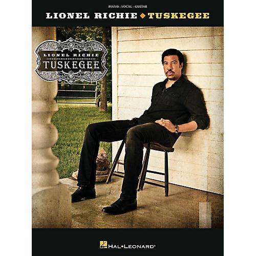 Hal Leonard Lionel Richie - Tuskegee Piano/Vocal/guitar Songbook