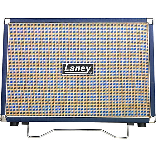 Laney Lionheart LT212 60W 2x12 Guitar Extension Cabinet Blue Tolex