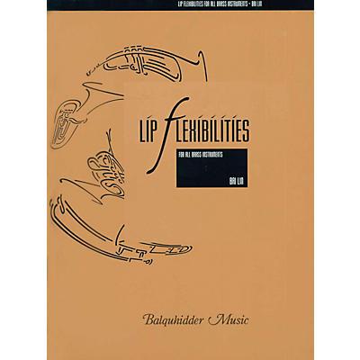 Carl Fischer Lip Flexibilities Book