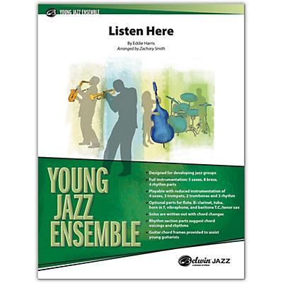BELWIN Listen Here Conductor Score 2 (Medium Easy)