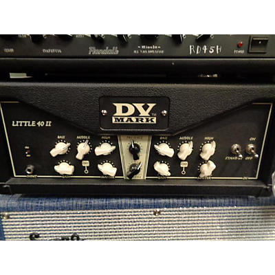 DV Mark Little 40 II 40W Tube Guitar Amp Head