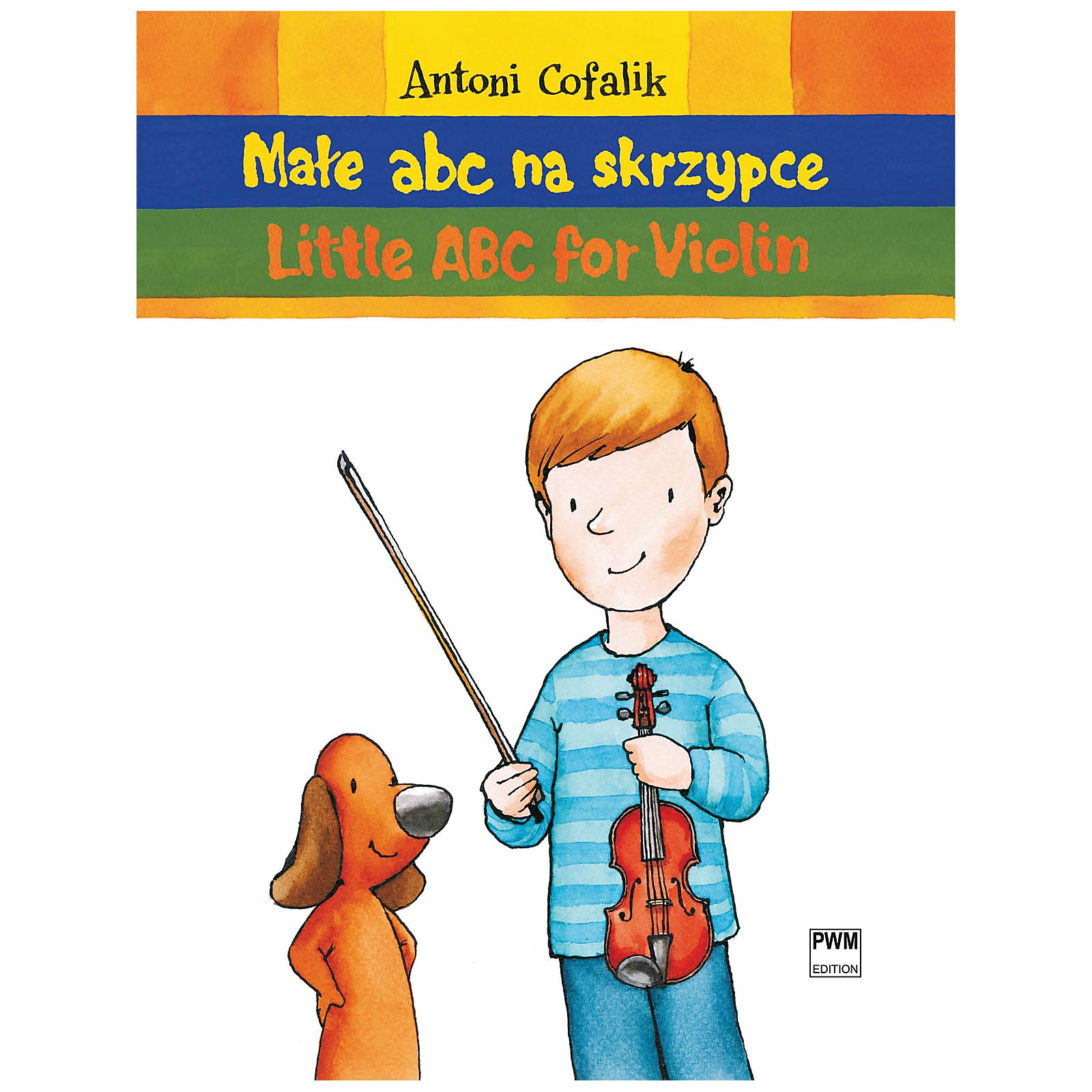 PWM Little ABC for Violin PWM Series Softcover