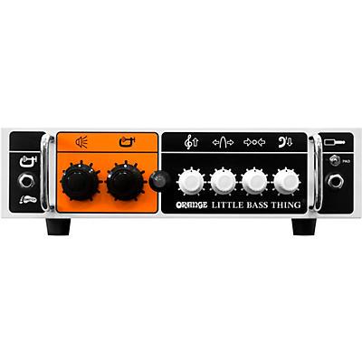 Orange Amplifiers Little Bass Thing
