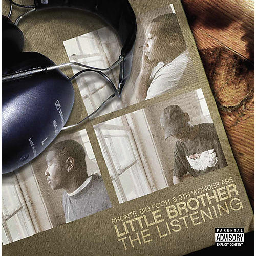 Alliance Little Brother - The Listening