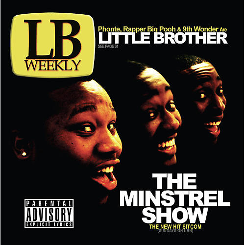Alliance Little Brother - The Minstrel Show