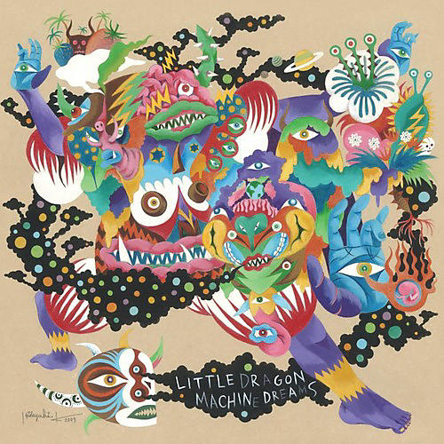Alliance Little Dragon - Machine Dreams