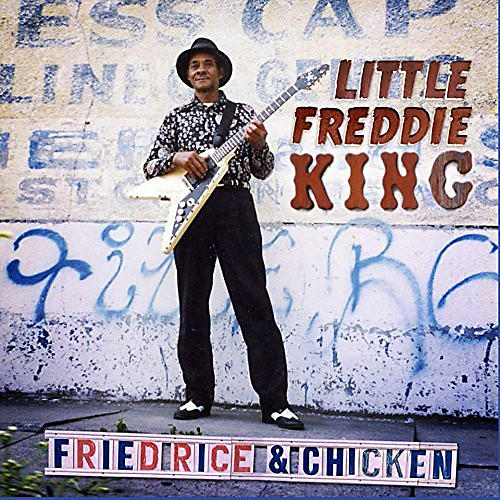 Alliance Little Freddie King - Fried Rice & Chicken