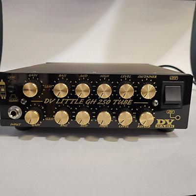DV Mark Little GH 250 Tube Tube Bass Amp Head