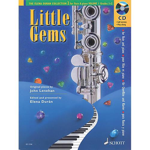 Schott Little Gems (The Elena Durán Collection 2, Volume 1) Misc Series