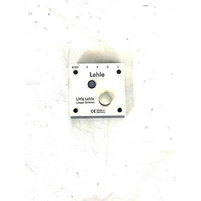 Lehle Little Lehle Looper Switcher