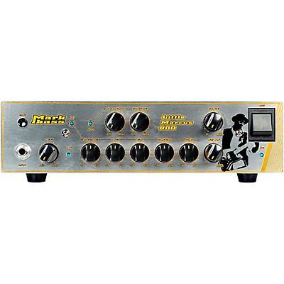 Markbass Little Marcus 800 Marcus Miller Signature 800W Bass Amp Head