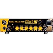 Open BoxMarkbass Little Mark 800 Anniversary 15 800W Bass Amp Head