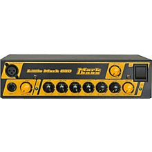 Open BoxMarkbass Little Mark 800 Bass Amp Head