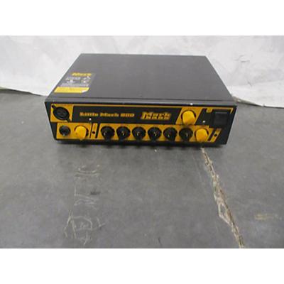 Markbass Little Mark 800 Bass Amp Head