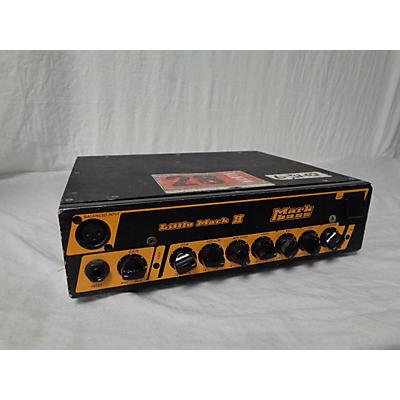 Markbass Little Mark II Tube Bass Amp Head