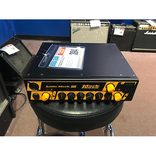 Little Mark III 500W Bass Amp Head