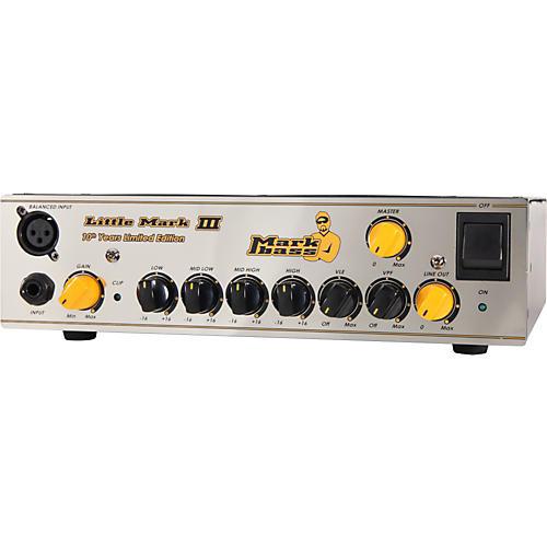 Markbass Little Mark III Special Edition Bass Head
