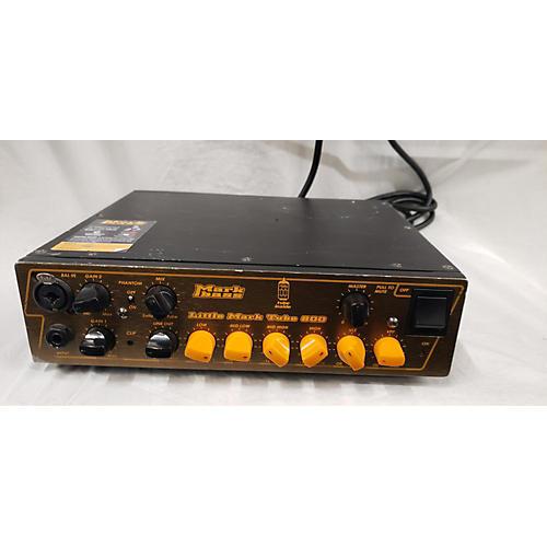 Little Mark Tube 800 Tube Bass Amp Head