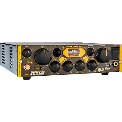Markbass Little Mark Vintage D2 500W Tube Hybrid Bass Amp Head