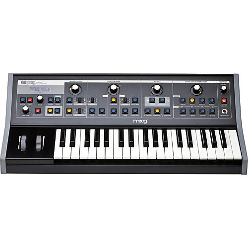 Moog Little Phatty Stage II Keyboard Synthesizer