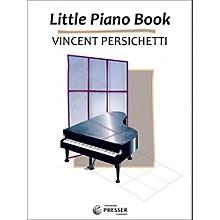 Carl Fischer Little Piano Book Opus 60