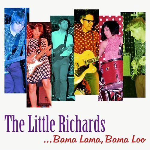 Alliance Little Richards - Bama Lama Bama Loo