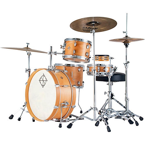 Dixon Little Roomer 5-Piece Shell Pack Satin Natural