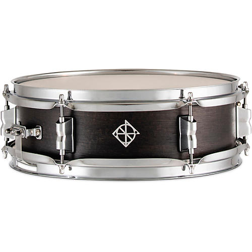 Dixon Little Roomer Snare Drum 12 x 4 in. Black