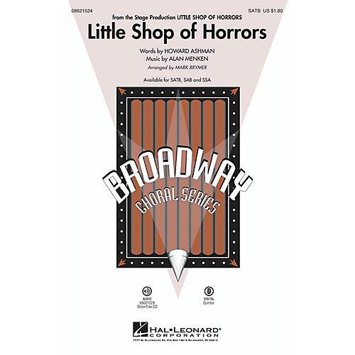Hal Leonard Little Shop of Horrors ShowTrax CD Arranged by Mark Brymer