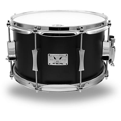Pork Pie Little Squealer Flat Black Snare Drum
