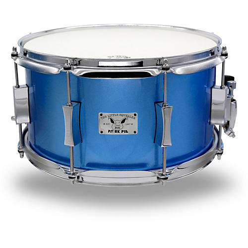 Pork Pie Little Squealer Porcaro Blue Snare Drum