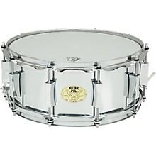 Open BoxPork Pie Little Squealer Steel Snare Drum