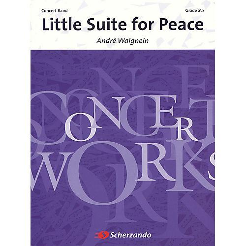 De Haske Music Little Suite for Peace Concert Band