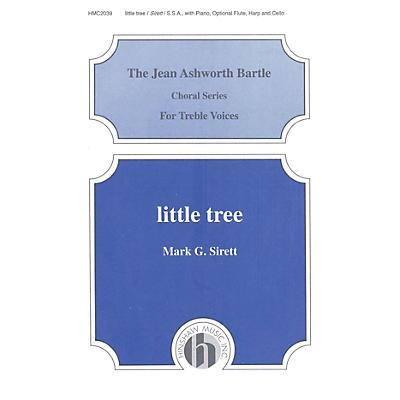 Hinshaw Music Little Tree SSA composed by Mark Sirett