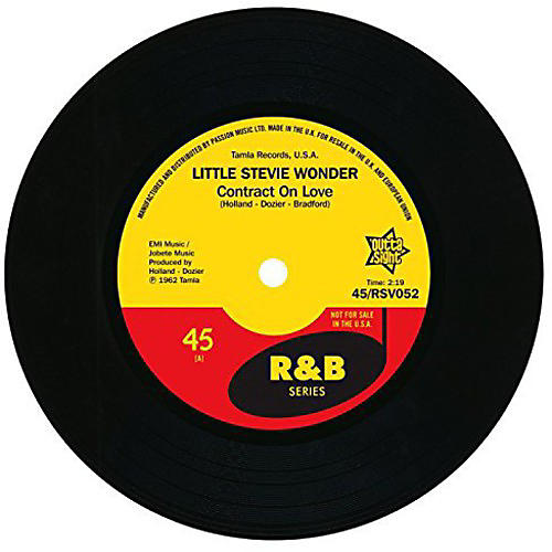 Alliance Little Wionder Stevie & Bob Kayli - Contract on Love/Tie Me Tight