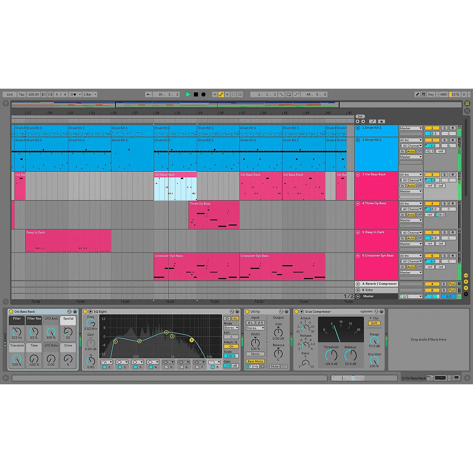 Ableton Live 10 Standard - Upgrade From Live Lite (Software Download)