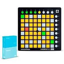 Ableton Live 10 Standard with Novation Launchpad Mini MKII
