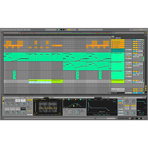 Ableton Live 10 Suite Upgrade From Live 7-9 Suite (Software Download)