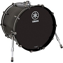 Live Custom Bass Drum 22 x 14 in. Black Wood