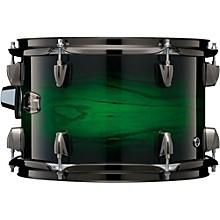 Live Custom Oak Tom 8 x 7 in. Emerald Shadow Sunburst