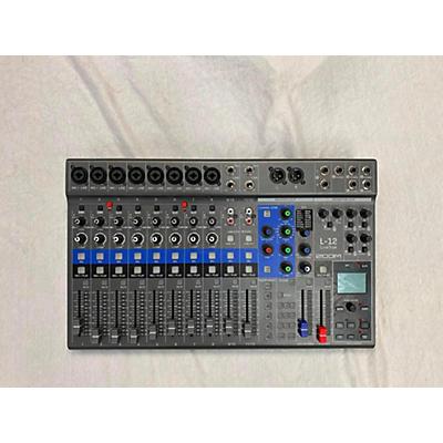 Zoom LiveTrack L-12 Digital Mixer