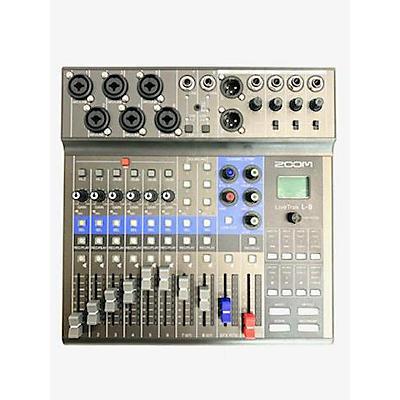 Zoom LiveTrak L-8 Unpowered Mixer