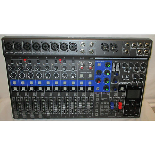 Livetrak L-12 Audio Interface