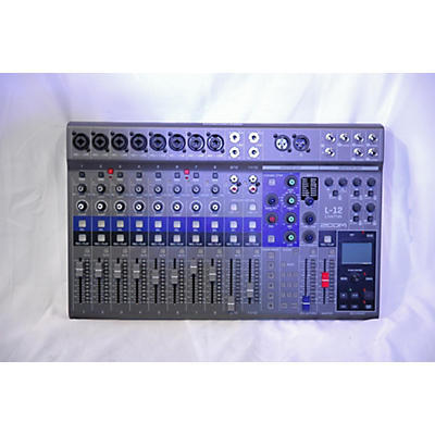 Zoom Livetrak L12 Unpowered Mixer