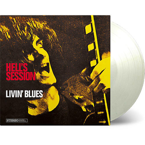 Alliance Livin' Blues - Hell's Session