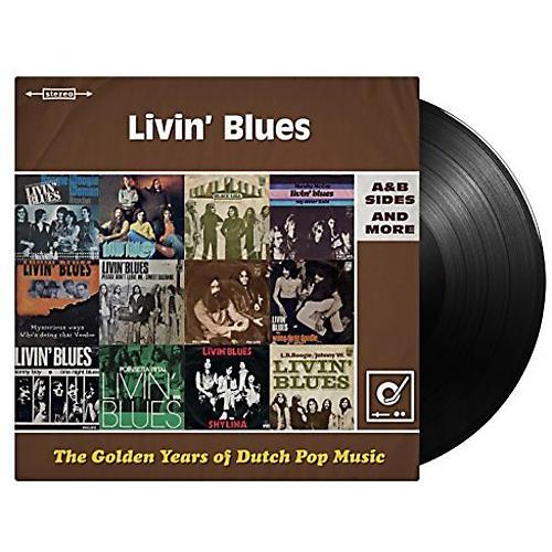 Alliance Living Blues - Golden Years Of Dutch Pop Music: A&B Sides